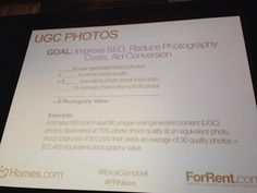 Calculating the value of user generated content. #smtip