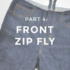Okay. I know that some of you are freaking out right now because ZIP FLY  and ZOMG and ALL THE HARD THINGS TO SEW.  Let's just calm down. Sewing a zip fly is not hard. Seriously, NOT HARD. If  you follow the photos or illustrations in the pattern step-by-step, you  will have a fabulous zip fly in about 20 minutes.  Really.  So let's do this.  First, serge the front fly edges on the pants fronts as shown below. I  recommend disengaging your serger blade, especially on the wearer's right…