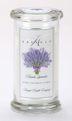 Kringle Candles - French Lavender