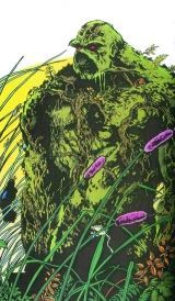 Saga Of The Swamp Thing HC Book 02 Written by Alan Moore Art by Shawn McManus Stephen Bissette John Totleben and Ron Randall Cover by Stephen Bissette  John Totleben the brainiest and scariest horror narrative of the 80s - ROLLING STO http://www.comparestoreprices.co.uk/january-2017-6/saga-of-the-swamp-thing-hc-book-02.asp