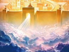 Revelation God of the Bible did not create a second-rate earth in a second-rate universe that he intends to free us from for eternity in a place called heaven. Nova Jerusalem, The Tribulation, Seven Heavens, Revelation 21, Heaven's Gate, Christian Videos, King Of Kings, Judaism, Image Search
