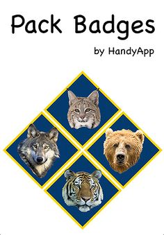 Pack Badges - a tracker for Boy Scouts of America® Cub Scout™ and Webelos Rank Advancement and other Scouting® award requirements ipa screenshot