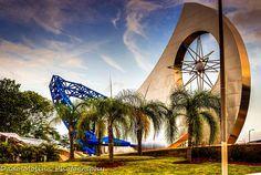 Estrella del Norte Escultura más larga del mundo Bayamón