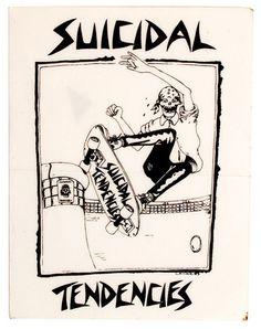 suicidal tendencies