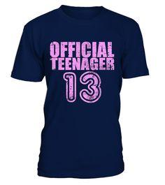 Funny 13th Birthday T Shirt