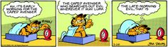 Garfield comic search engine