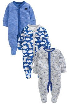 Buy sleepsuits Newborn Boys Unisex Newborn from the Next UK online shop