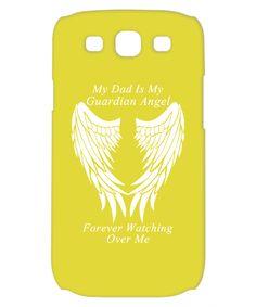 Dad Guardian Angel Phone Case