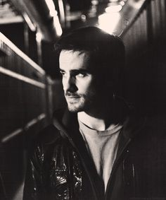 Colin O'Donoghue a.ka. Captain Hook at Once Upon a Time