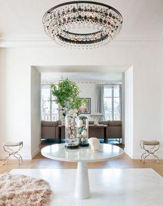 Inside the Most Elegant Ladylike Apartment | MyDomaine