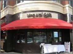 Mon Ami Gabi is a great spot here in #Bethesda!