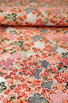 Big size - High quality Japanese paper (washi) - Kyoto yuzen paper