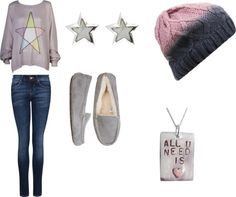 """""""Shoot for the Stars3"""" by fosternicole ❤ liked on Polyvore"""