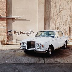 Rolls Royce / photo by Linda