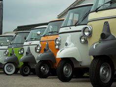Piaggio Ape Conversions - Piaggio Ape by Tukxi Food Trucks, Big Trucks, Mobile Coffee Cart, Mobile Food Cart, Food Cart Design, Food Truck Design, Prosecco Van, Vespa Ape, Piaggio Vespa