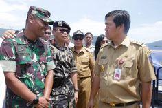 Bersama Menteri KKP, Wagub Kandouw Lihat Langsung  Simulasi Pelumpuhan Kapal di Bitung Manado