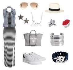"""""""All day fashion outfit summer 2015"""" by feelfashionposh on Polyvore"""