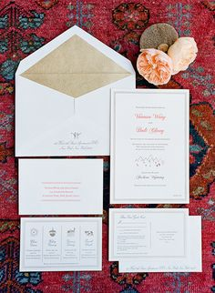 Romantic, modern wedding inspiration   Real Weddings and Parties   100 Layer Cake