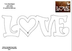 Résultat d'images pour scroll saw beginner practice sheets Woodworking Logo, Cool Woodworking Projects, Woodworking Patterns, Woodworking Plans, Router Woodworking, Woodworking Classes, Valentines Gift Box, Scroll Saw Patterns Free, Love Craft