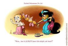 Pocket Princesses - the light