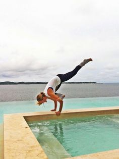 Rachel Brathen Yoga - she is my inspiration