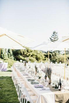 A sweet lavender infused wedding at a private Healdsburg estate: http://www.stylemepretty.com/2014/06/24/a-sweet-lavender-infused-wedding-at-a-private-healdsburg-estate/ | Photography: http://heatherelizabethphotography.com/