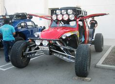 VW Beetle Off-Road Monster Baja Bug | by MR38