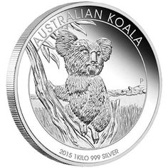 Money Metals Exchange Offers 1 Kilo Silver Coins from the Perth Mint, Including the Australian Silver Kookaburra Coin & the Silver Koala. Silver Coins For Sale, Silver Eagle Coins, Gold And Silver Coins, Silver Eagles, Silver Ring, Bullion Coins, Silver Bullion, Mint Coins, Mint Gold