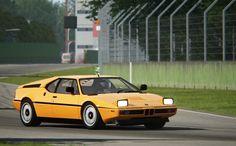 Assetto Corsa - BMW M1 E26 - Imola