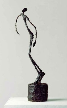 Alberto Giacometti: temporary Exhibit at the Borghese Gallery - till May 25th.