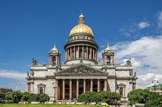 Исаакиевский собор г. Санкт-Петербург