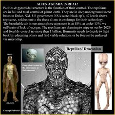Alien Agenda is REAL! Draconians and Grays...they are amongst us...