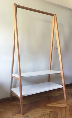 Nomino wall customizable shelving system home stuff - Burros para ropa ...