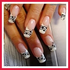 red and black wedding nail designs | Nail Designs With Music Notes Youtube wallpaper