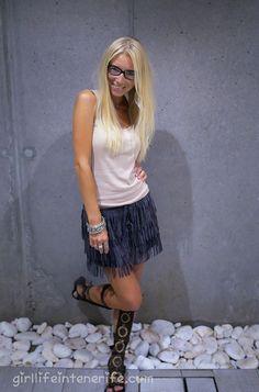 Boho, tribal, hippie style; Alehop shorts. Girllifeintenerife.com