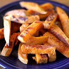 Baked Sweet Potato Fries Recipe - ZipList
