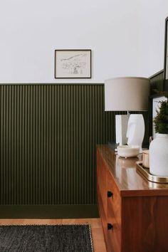 The Design Files, Küchen Design, Wall Design, House Design, Wall Texture Design, Wood Slat Wall, Wood Slats, Wood Slat Ceiling, Wood Wall Paneling