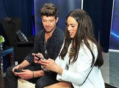 Image result for robin thicke wife baby Robin Thicke Wife, Paula Patton, Future Husband, Chic, Couples, Homes, Image, Baby, Shabby Chic