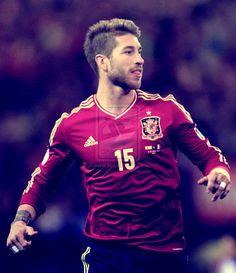 Sergio Ramos ♥