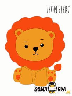 Fofucha-León-Fiero