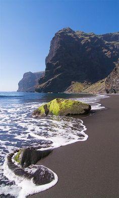 Playa de Masca, Tenerife, Canary Islands