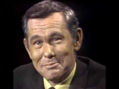 Jack Webb - The Copper Clapper Caper Johnny Carson was the best, and this video (along with Ed Ames throwing the hatchet) is one of his stand-outs.