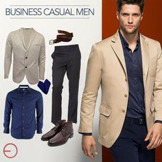 #FashionbySIMAN Luce moderno y sofisticado con el estilo business casual. Puedes elegir una variedad de colores de blazer y combinarlos de acuerdo a tu estilo. #modaElSalvador #getthelook #InStyle