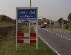 Sprundel in Noord-Brabant