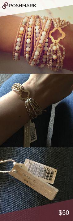 Chan Luu natural mix bracelet Nwt Chan Luu Jewelry Bracelets