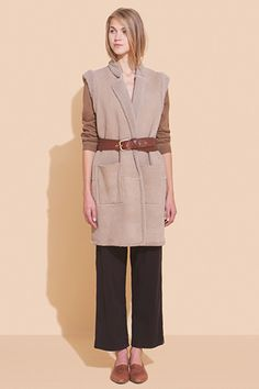 """All Belted Everything Sure, """"throw a belt on it"""" might be the fashion-girl equivalent of """"put a bird on it"""" — but tell us these cozy layers and cropped, Newsies pants aren't ten times cuter cinched."""