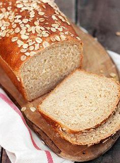 Oatmeal Buttermilk Whole Wheat Bread