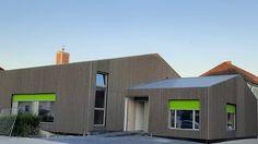 Neue moderne Christuskirche von unseren LIEBLINGSBAUERN gebaut! Modern, Outdoor Decor, Home Decor, Trendy Tree, Decoration Home, Room Decor, Home Interior Design, Home Decoration, Interior Design