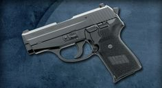 Conceal carry semiautomatic - great for women. Sig Sauer P239