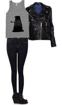 """""""Doctor Who: Nine"""" by lieslzhenderson on Polyvore"""